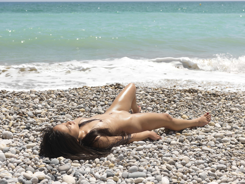 Секс только на нуд пляже дивноморска