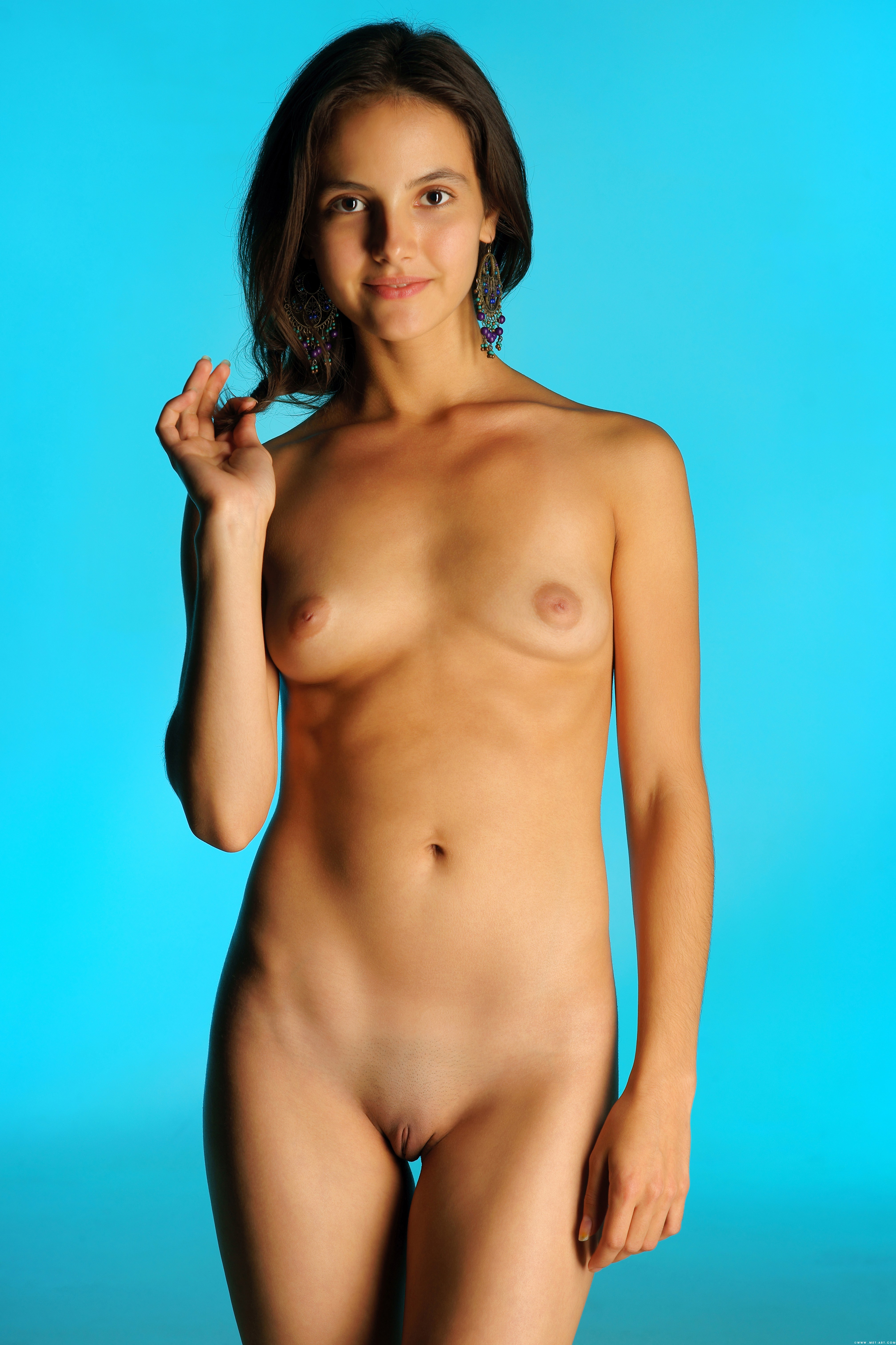pageant nudist Little junior