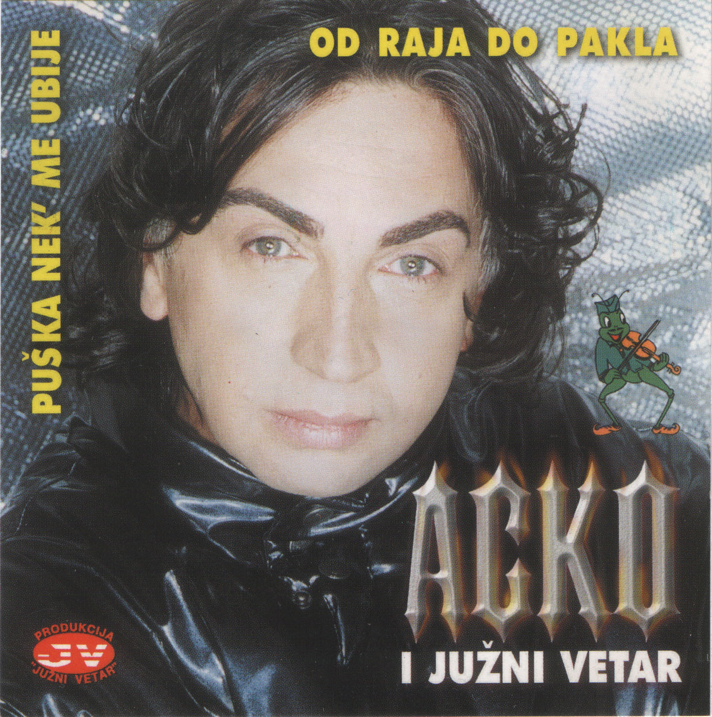 Acko Nezirovic 1999 Prednja