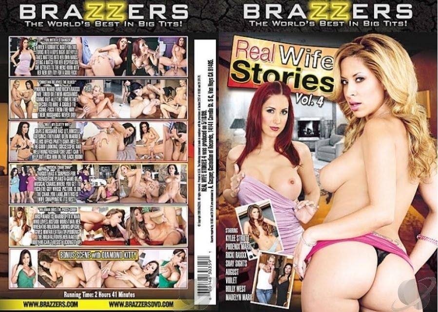 BRAZZERS REALWIFESTORIES 4