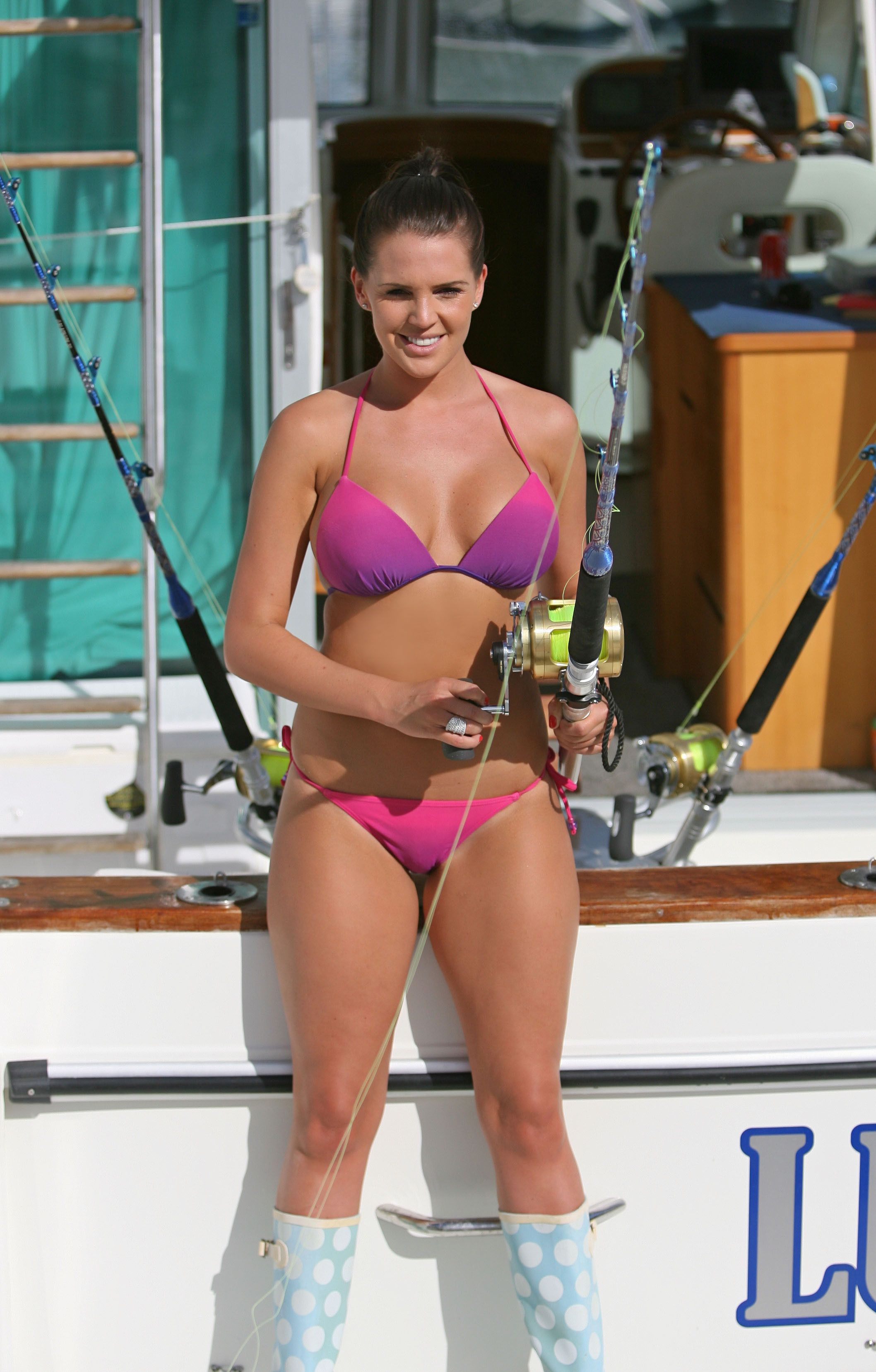 Danielle Lloyd Nude 3 PUBLIC IMAGES