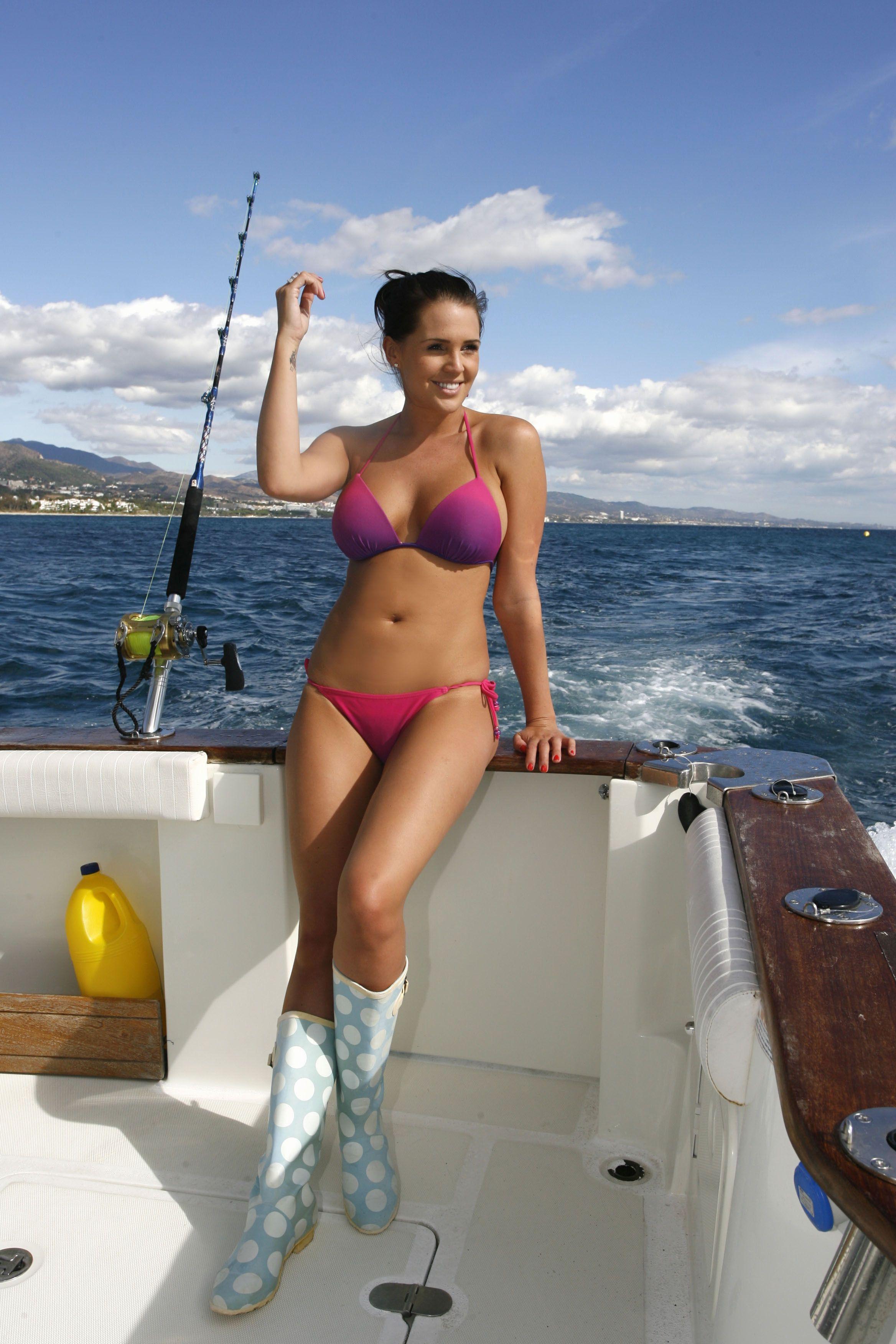 Danielle Lloyd Nude 5 PUBLIC IMAGES