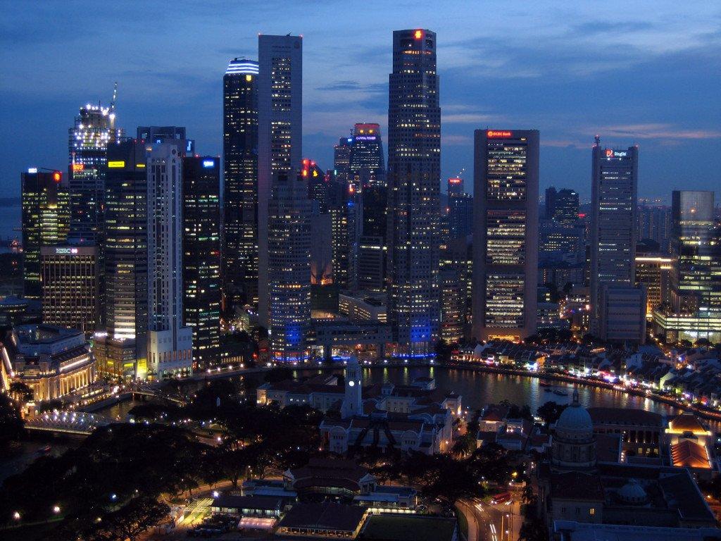 Cities Skyscrapers 005127