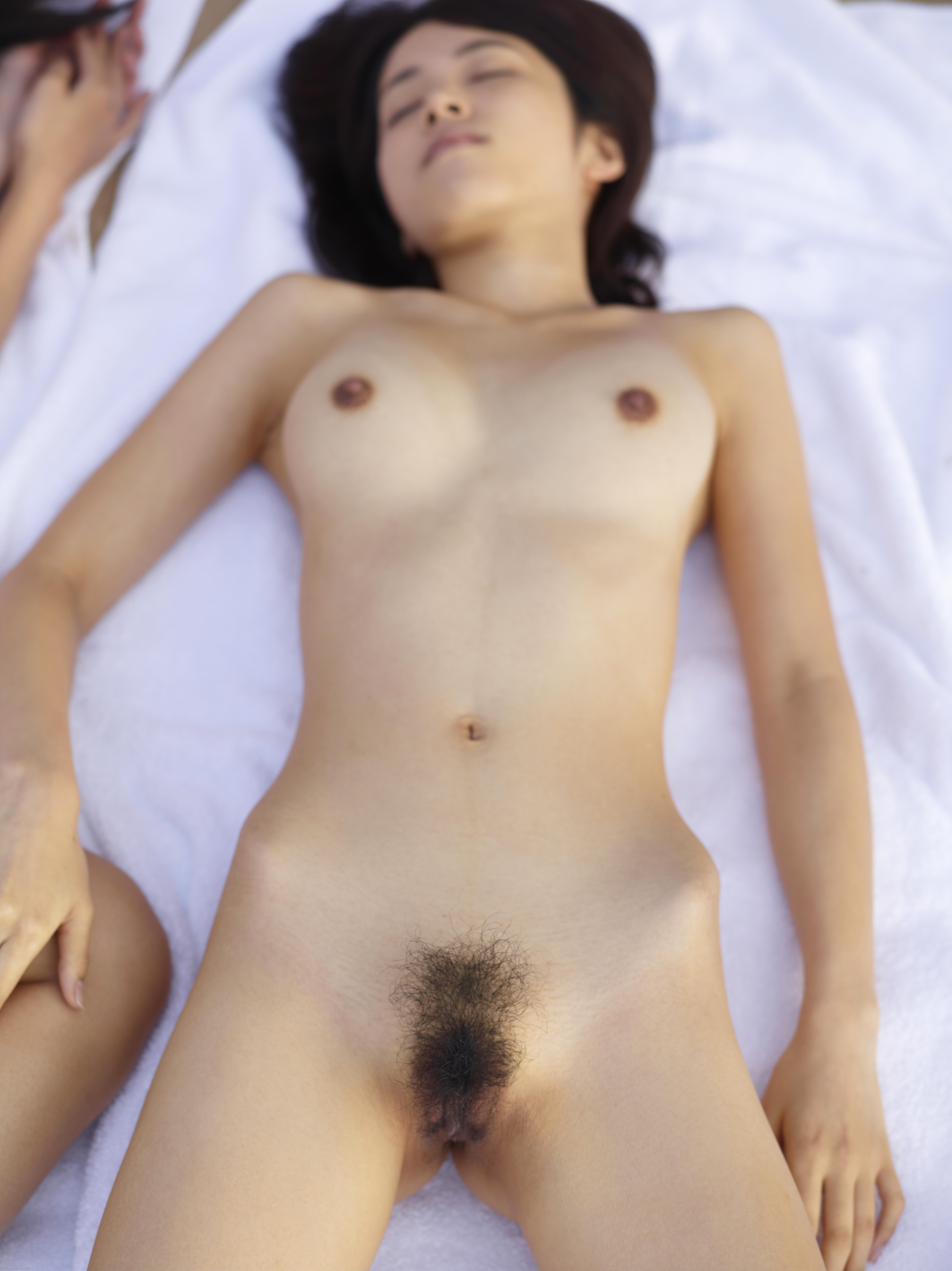 Nude Beach Konata And Lulu