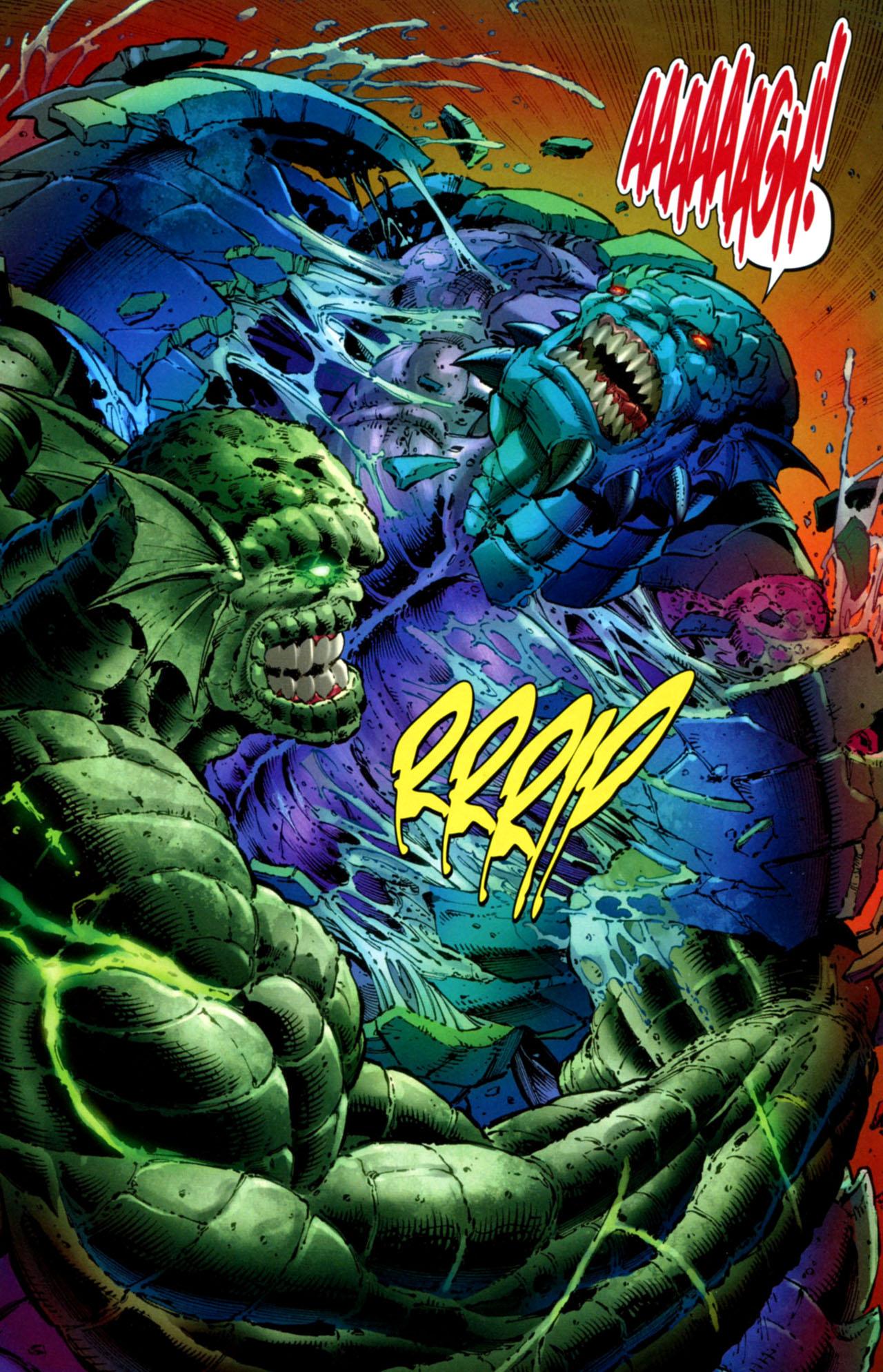 A Bomb Vs Abomination Incredible Hulks 618 0...