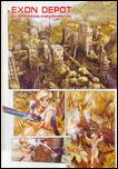 Exon Depot 1, by Masamune Shirow