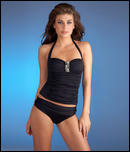 Ангела Мартини, фото 357. Angela Martini – Bare Necessities SwimWear PhotoShoot [La Blanca], foto 357